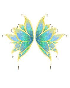 Rq: Lirifea enchantix wings by Arzupie.deviantart.com on @DeviantArt