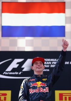 Max Verstappen becomes the youngest ever winner of an ‪F1‬ race after victory at the ‪SpanishGP‬
