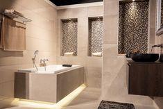 Corner Bathtub, Sink, New Homes, Tile Ideas, Bathroom, Verona, Home Decor, Sink Tops, Washroom