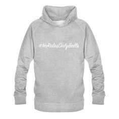 Men's Premium BIO Hoodie by Stanley & Stella (white flex print) - Sweat-shirt à capuche bio Homme