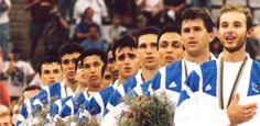 Vôlei celebra 20 anos do 1º ouro coletivo do Brasil