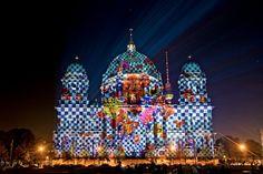 Berlín. Festival de la luces