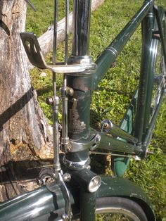 The Bike Shed: Short Guide to Bicycle Rod Brakes