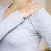 Yoga Exercises for Impingement Shoulder & Rotator Cuff | LIVESTRONG.COM Shoulder Stretches, Shoulder Massage, Neck Stretches, Rotator Cuff Exercises, Yoga Exercises, Shoulder Rehab, Shoulder Injuries, Advanced Yoga, Massage Techniques
