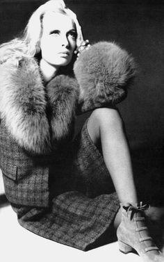 Photo by Barbieri for Vogue Italia, 1965.