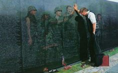 Remember those who have fallen in battle and served
