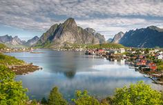 Norway by Alan Billyeald