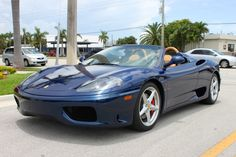 Check out this awesome 2005 ferrari 360 spider f1 for sale on SpeedList!
