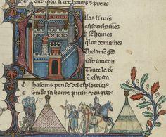 Anseïs de Carthage . Alexandre de Bernay, Athis et Prophilias . Auteur : Alexandre de Paris. Auteur du texte Date d'édition : 1280-1300 Type : manuscrit