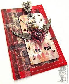The Gentleman Crafter: Card Making With Gelli?