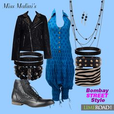 Play Dress-up With Limeroad, #BombayStreetStyle