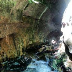 Hike to and explore Lusk Cave in Gatineau Park. http://www.ncc-ccn.gc.ca/places-to-visit/gatineau-park/lusk-cave