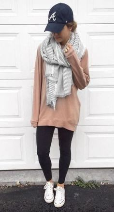 This is one of the best cute outfits for a lazy day!