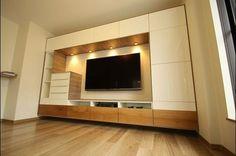 Album - 4 - Banc TV Besta Ikea, réalisations clients (série 1) Condo Design, Living Room Tv Wall, Living Room Tv, Ikea Tv, Modern Interior Design, House, Wall Unit, Interior Wall Design, Tv Wall Unit