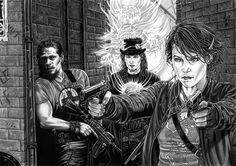 Shadowrun - Mias Zeichenblog