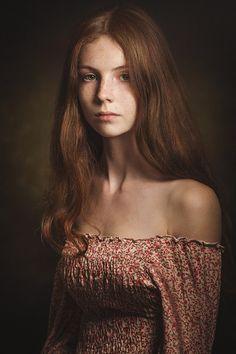 Photograph Anastasia by Paul Apal'kin on 500px