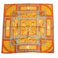 3fa6ea663 9 Best Silky Scarves images | Scarf wrap, Gold pendant, Gold pendants