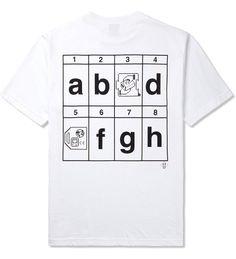 C.E White Plug Ins T-Shirt