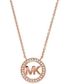 #MichaelKors Damen-Kette MKJ4734791