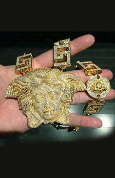 59ca60d23252 tyga-medusa-versace-chain-jason Men s Jewelry Rings, Gold Jewelry,