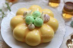 Муссовый торт «Карамельная груша» | Mary Bakery