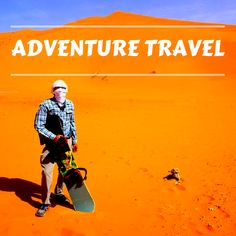 Adrenaline-pumping (some might say, fear-inducing), heart-pounding adventure activities around the world!