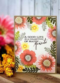 Stampin Scrapper: Obsessed with Florals