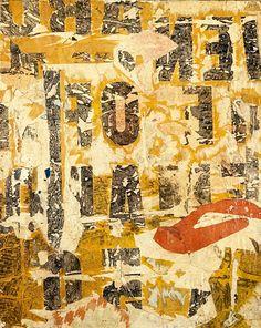 Raymond Hains, Mark Bradford, Romare Bearden, Gcse Art, Art Tips, Graffiti, Street Art, Vintage World Maps, Abstract Art