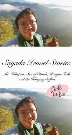 The sun is out and the storm is long forgotten. The day is ours to conquer Sagada, but can we take it? Gay Best Friend, Sagada, Jeepney, Small Waterfall, Taking Pictures, Tour Guide, Long Distance, Small Towns, New Day