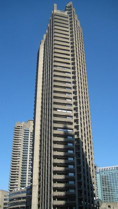 The Barbican Centre Architectural Tour is an interesting way to spend a couple of hours if you are interested in brutalism or London architecture in general, as well as the social history.