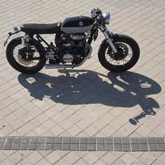 Honda CB450 Cafe Racer by Dogma #motorcycles #caferacer #motos | caferacerpasion.com