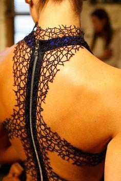 jordan-arentz:    Candice Swanepoel wearing Rag & Bone to the Met Gala