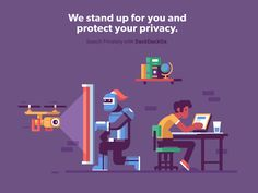 Privacy Protector by Matt Anderson