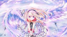 Anime Angel Girl Wallpaper