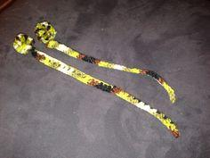 DIY bookmarks!  Yeah, crochet!!
