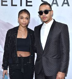 Steve Harvey's Youngest Daughter Lori Is Engaged to Memphis Depay - http://howto.hifow.com/steve-harveys-youngest-daughter-lori-is-engaged-to-memphis-depay/