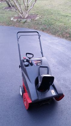 "#CRAFTSMAN 21"" 123CC SINGLE-STAGE #SNOWBLOWER Merchandise listings - #Avondale, PA at #Geebo"
