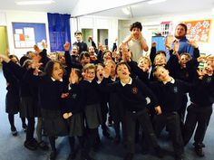 One of the highlights of our week during March was our visit to North Cheshire Jewish Primary School on a Wednesday afternoon. On Wednesdays we run activities for Years 3-6 on alternate weeks, and as you can see, they have Habo pumping through their veins. See you on Shnat 2022/23...