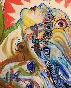 Mental Health Art, Art Hoe, Old Paintings, Art Tutorials, Pet Portraits, Art Boards, Cute Art, Art Inspo, Art Reference