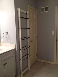 The Bee Skep - IKEA HJALMAREN Towel Rack