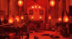 Raise the Red Lantern (1991, Zhang Yimou) / Cinematography by Lun Yang, Fei Zhao