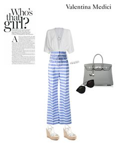 """""""dayss in miami"""" by valentinamedici on Polyvore featuring moda, WithChic, Ermanno Scervino, Yves Saint Laurent, Cartier e Christian Dior"""