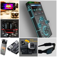New Ghost Hunting Technology For2015. Full spectrum glasses, pov camera, cheap thermal camera, ghost ark