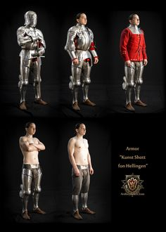 How to Dress/Undress Your Knight.
