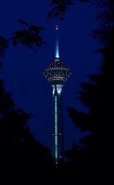 Millad tower