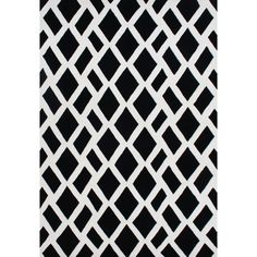Alliyah Hand Made Black New Zealand Blend Wool Rug (5 x 8) | Overstock™ Shopping - Great Deals on Alliyah Rugs 5x8 - 6x9 Rugs