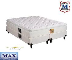 FINESSE CON PILLOW TOP    SOFT  Exclusivo para quienes prefieren dormir flotando sobre telas y algodones.