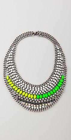 statement necklace  <3 <3 Inland Fashion <3 <3 www.inlandfashion.com