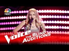 "The Voice 2016 Blind Audition - Peyton Parker: ""Dreams"" - YouTube"