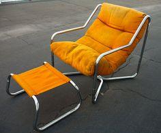 Sold Mid Century Modern Lounge Chair By Midcenturysacramento